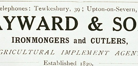 Haywards Tewkesbury Ltd